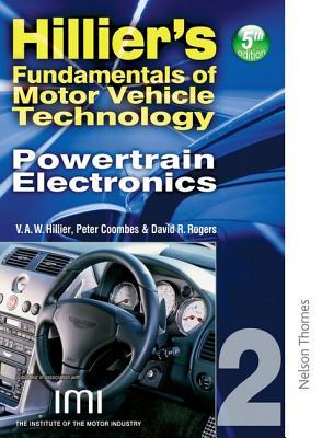 Hillier's Fundamentals of Motor Vehicle Technology. Book 2, Powertrain Electronics