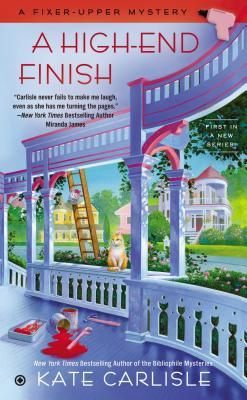 A High-End Finish (Fixer-Upper Mystery, #1)