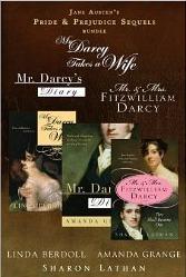 Jane Austen's Pride and Prejudice Sequels Bundle by Amanda Grange