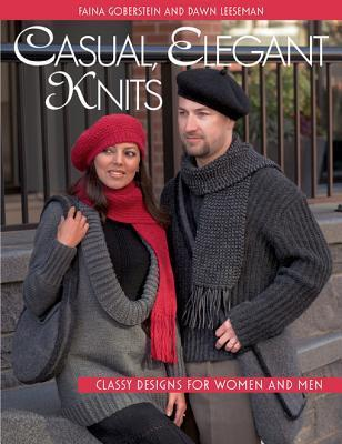Casual, Elegant Knits: Classy Designs for Women and Men