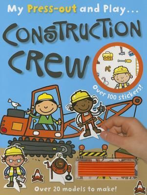 Press-Out and Play Construction Crew