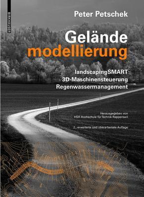 Gelandemodellierung: Landscapingsmart 3D, Maschinensteuerung, Regenwassermanagement