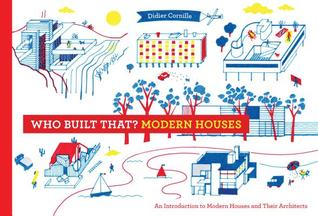 Modern Houses: Who Built That?: An Introduction to the Modern House and Their Architects por Didier Cornille