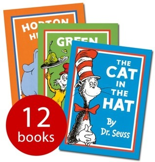 Dr. Seuss Collection In A Bag - 12 Books