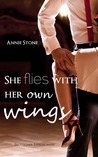 She flies with her own wings