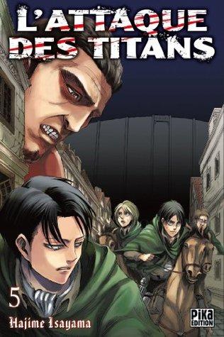 Ebook L'Attaque des Titans by Hajime Isayama PDF!