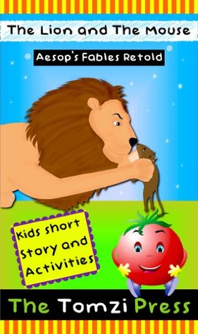 The Lion and The Mouse - Aesop's Fables Retold - Kids Story and Activities