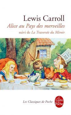 Alice au pays des Merveilles / La Traversée du miroir
