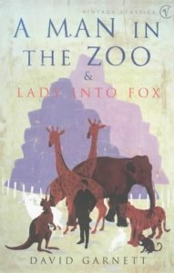 A Man In The Zoo & Lady into Fox
