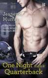 One Night with a Quarterback (Santa Fe Bobcats, #1)