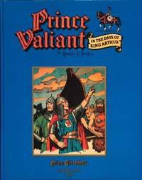 Prince Valiant in the Days of King Arthur (Prinz Eisenherz) 1955 (Limited Edition)