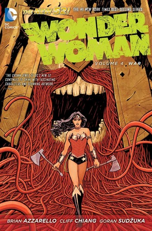 Wonder Woman, Volume 4: War