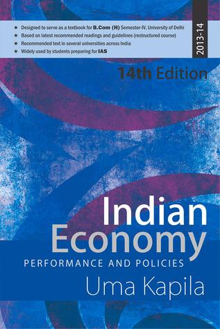 Kapila pdf economy uma indian
