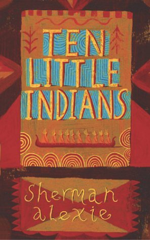 Ten Little Indians Book Cover