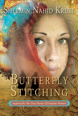 Butterfly Stitching by Shermin Kruse