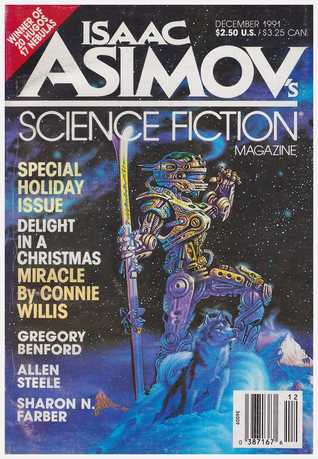 Isaac Asimov's Science Fiction Magazine, December 1991 (Asimov's Science Fiction, #179)