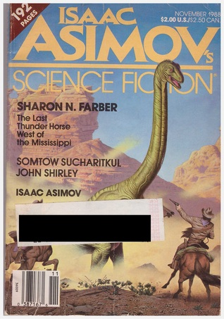 Isaac Asimov's Science Fiction Magazine, November 1988 (Asimov's Science Fiction, #136)