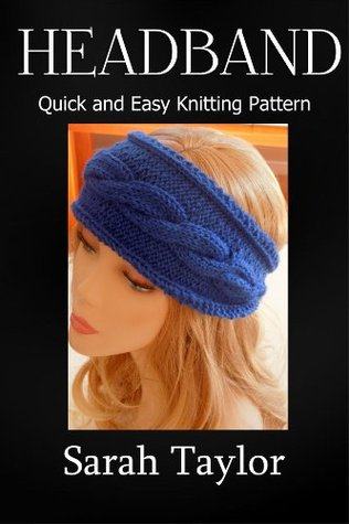 Headband - Quick and Easy Knitting Pattern