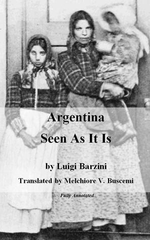 Ebook Argentina Seen As It Is by Luigi  Barzini DOC!