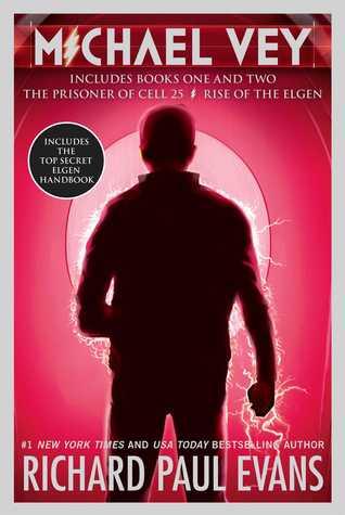 The Prisoner of Cell 25 / Rise of the Elgen (Michael Vey, #1-2)