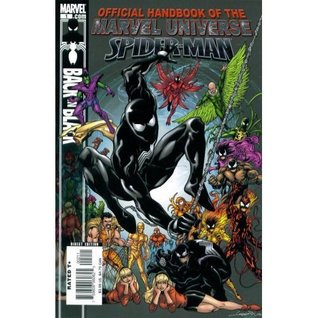 The Official Handbook of the Marvel Universe: Spider-Man Back in Black