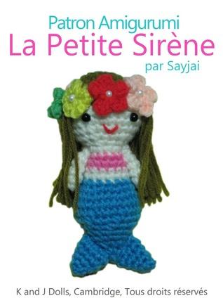 Patron Amigurumi La Petite Sirène