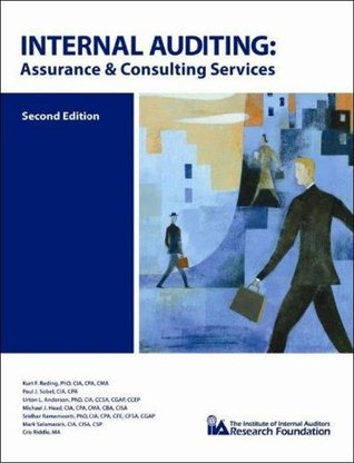 Internal auditing assurance and consulting services by kurt f reding fandeluxe Gallery