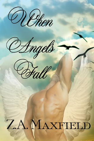 When Angels Fall by Z.A. Maxfield