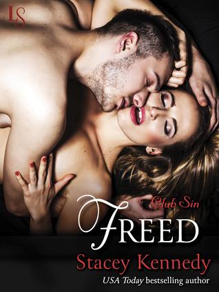 Freed (Club Sin, #4)