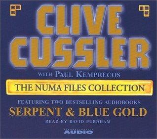 The Numa Files Collection: Serpent & Blue Gold