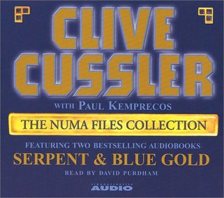 The Numa Files Collection by Clive Cussler