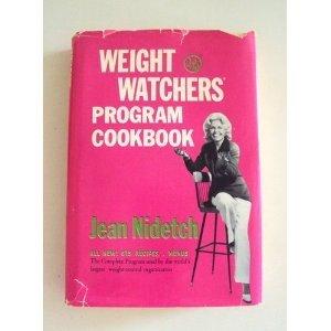 WEIGHT WATCHERS PROGRAM COOKBOOK 1973