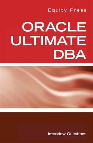Oracle Ultimate DBA Interview Questions