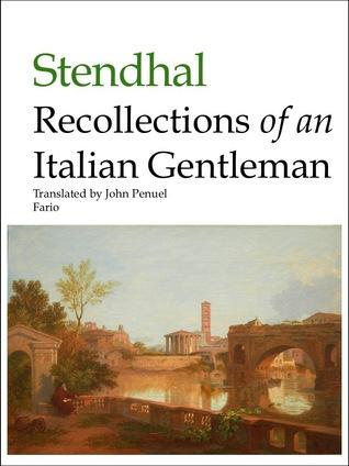 Recollections of an Italian Gentleman