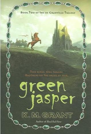 Green Jasper by K.M. Grant