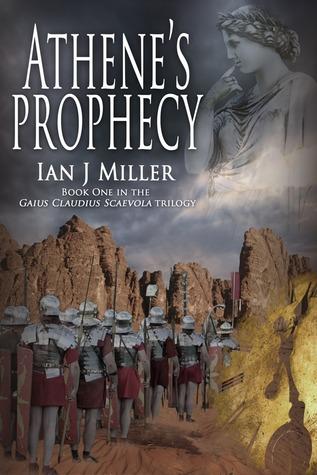 Athene's Prophecy (Gaius Claudius Scaevola #1)