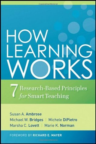 Implicit Learning Works Differently >> How Learning Works Seven Research Based Principles For Smart