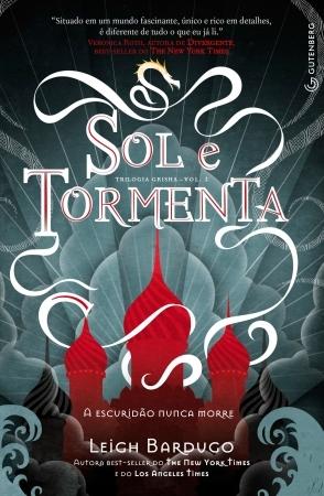 Sol e Tormenta (The Grisha, #2)