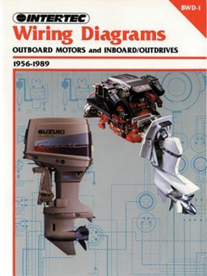 Wiring Diagrams, Outboard Motors and Inboard/Outdrive, 1956-1989