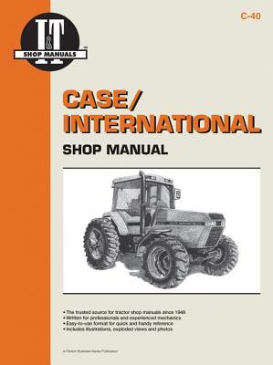 Case/International Shop Manual Models 7110 7120 7130 7140
