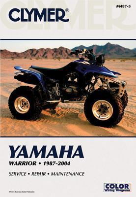 Yamaha Warrior 1987-2004 (Clymer Motorcycle Repair)