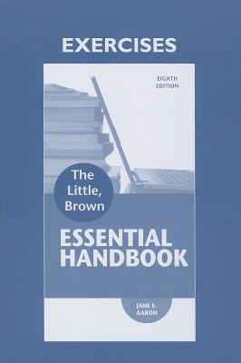Exercise Workbook for Little Brown Essentials Handbook