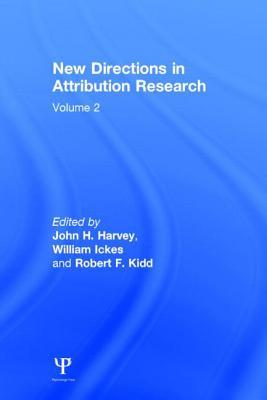 New Directions in Attribution Research: Volume 1