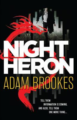 Night Heron (Philip Mangan #1)