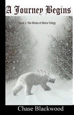 A Journey Begins (The Winds of Moira Trilogy #1)