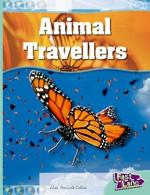 Animal Travellers Fast Lane Turquoise Non-Fiction