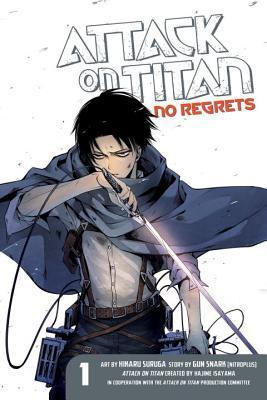 Attack on Titan: No Regrets, Volume 01