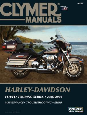 Harley-Davidson FLH/FLT Touring Series 2006-2009