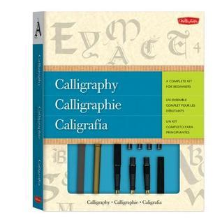Calligraphy-A Complete Kit for Beginners