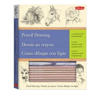 Pencil Drawing-A Complete Kit for Beginners